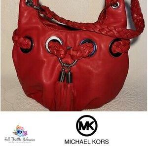 4e912f2b0237 Women s Michael Kors Grommet Handbag on Poshmark